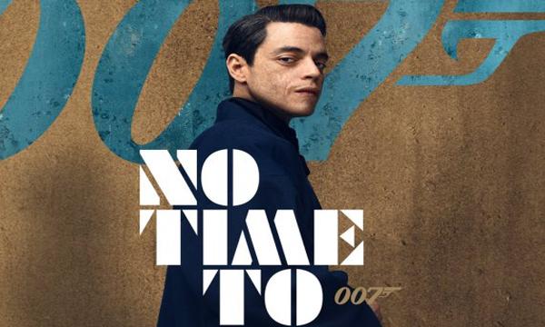 رامي مالك يكشف عن كواليس مشاركته في «No time to Die»