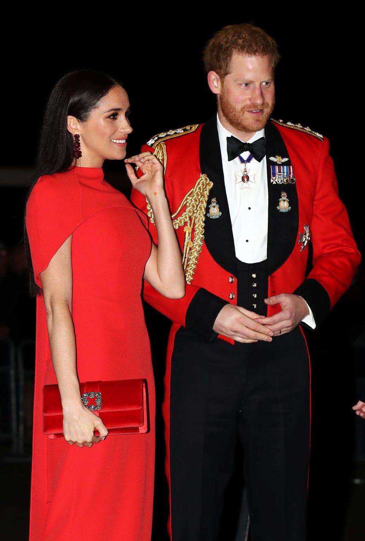 Prince Harry et Meghan Makle