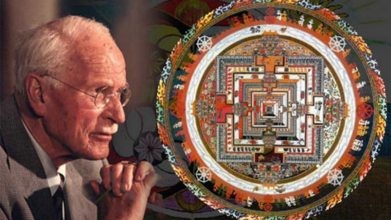 Carl Gustav Jung, inventeur du mandala