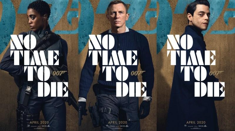James Bond : la nouvelle bande-annonce du film « Mourir peut attendre » est dévoilée