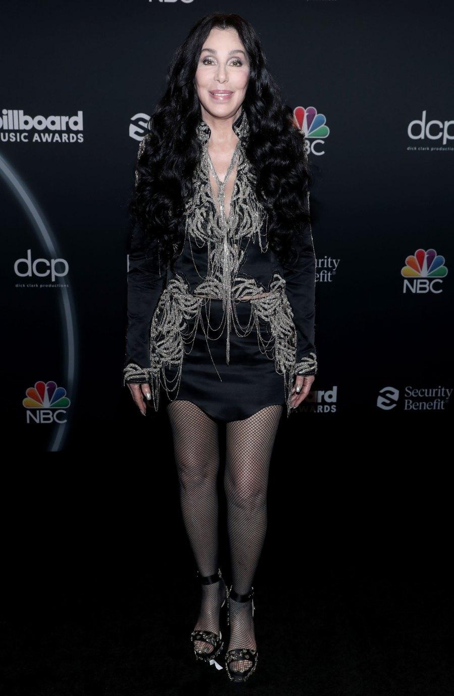 Cher aux Billboard music awards