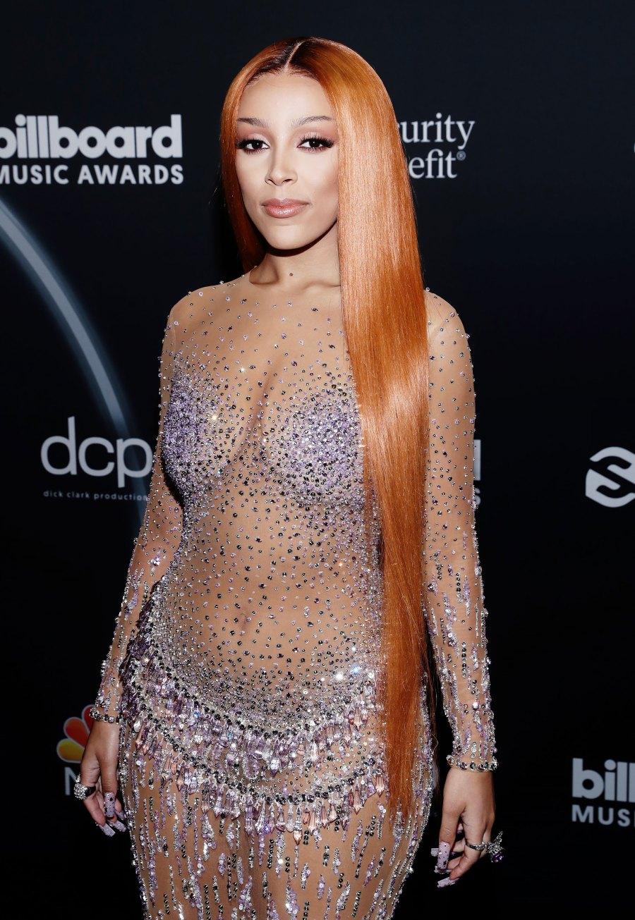 Doja Cat aux Billboard Music Awards