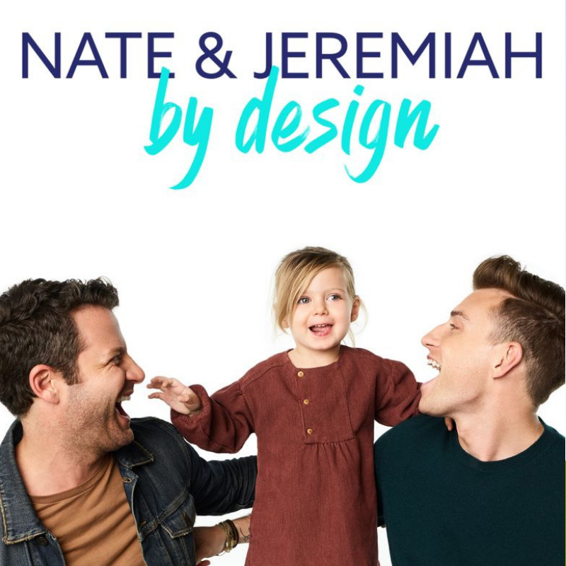 Nate and Jeremiyah by design