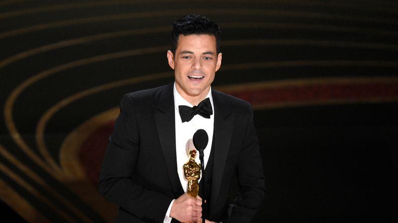 Rami Malek remporte l'Oscar du meilleur acteur pour Bohemian Rhapsody