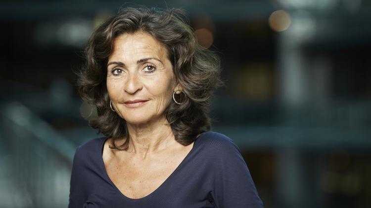 Corinne Mrejen, directrice générale groupe, pôle Les Echos Le Parisien Partenaires.