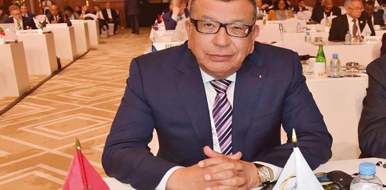 Médias: Kamal Lahlou réélu président de la FMM