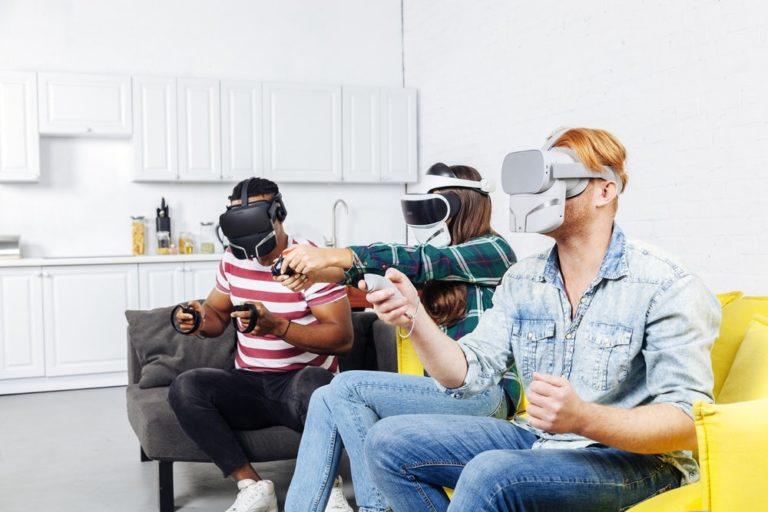 « Feelreal » : Un masque VR qui vous permet de sentir des odeurs !