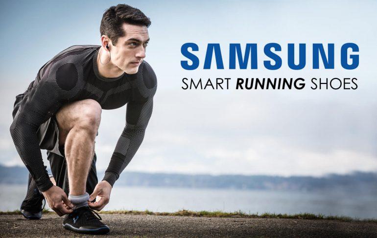 Vêtements connectés : Samsung développe ses propres baskets intelligentes