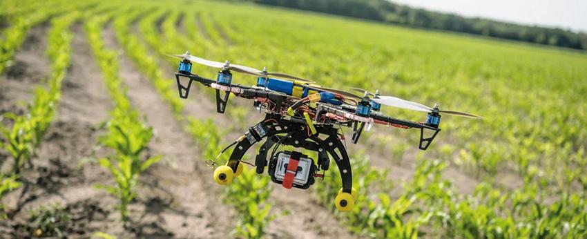 « Moroccan Agriculture Spraying Drone» : Un drone marocain dédié au traitement des arbres fruitiers