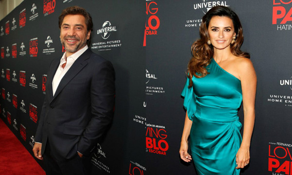 بينيلوبي كروز ترفض التمثيل مع زوجها خافيير باردم
