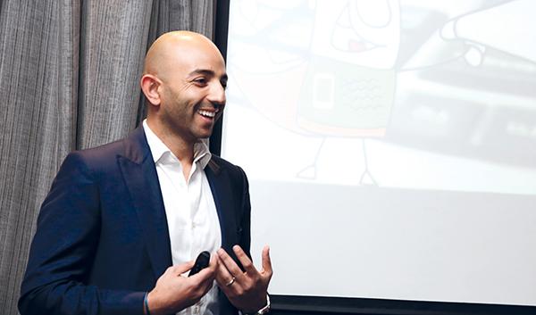 Larbi Alaoui Belrhiti, Directeur Général JUMIA MAROC