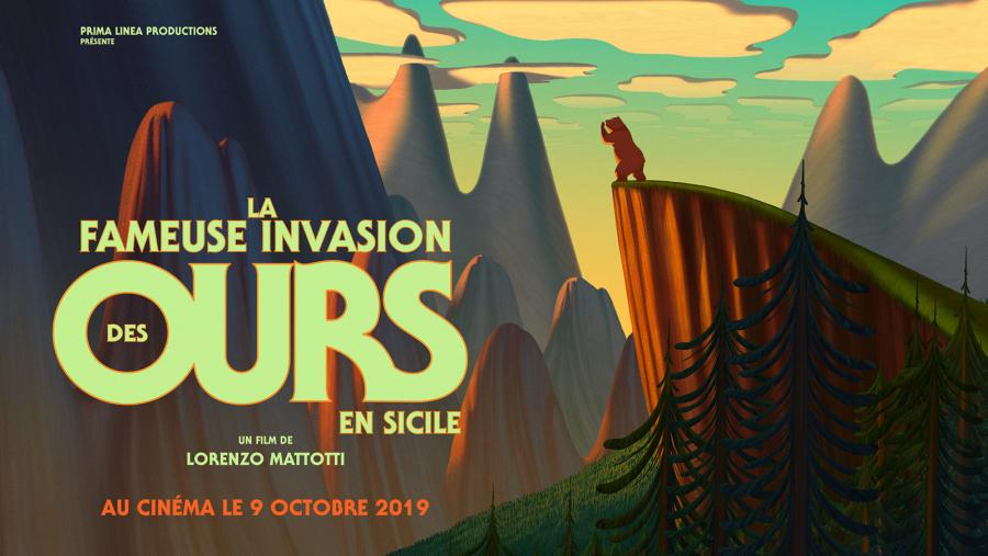 Le teaser de La Fameuse Invasion des Ours en Sicile dévoilé
