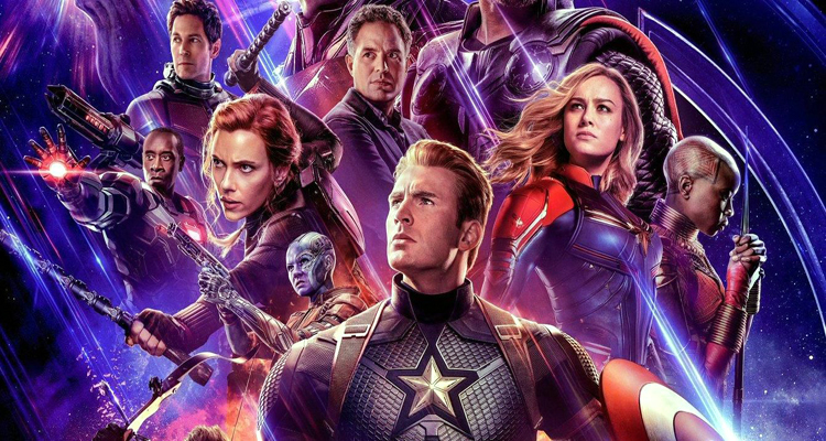 Les super-héros du film