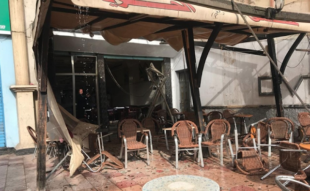نتيجة بحث الصور عن مقهى شعبية بالمغرب