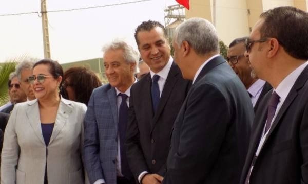 Siège de la CGEM Région Meknès-Ifrane : Premier coup de pioche