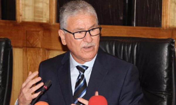 El Haussaine Louardi, Ministre de la Santé