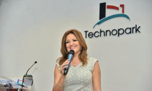 Lamiae Benmakhlouf, directrice générale du Technopark