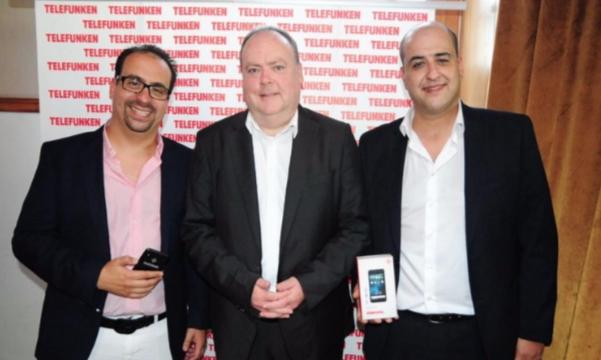 Telefunken annonce une nouvelle gamme de téléphones au Maroc
