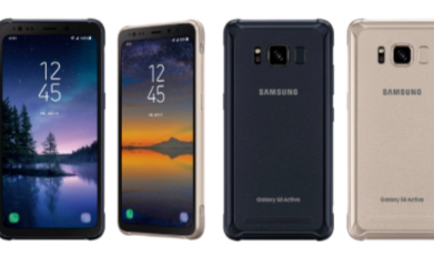 Samsung officialise le S8 Active, version tout terrain de...