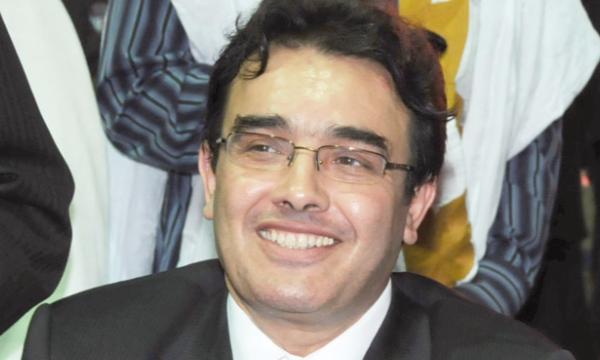 Abdelkrim Benatiq, ministre délégué auprès du ministre des affaires étrangères, chargé des Marocains résidant à l'étranger et des affaires de la migration