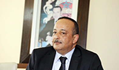 Mohamed Laaraj, Ministre de la culture et de la communic...