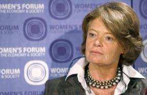 Aude de Thuin, fondatrice et présidente de l'initiative Women in Africa (WIA)