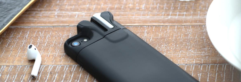 « PodCase » : une coque pour recharger l'iPhone et les AirPods