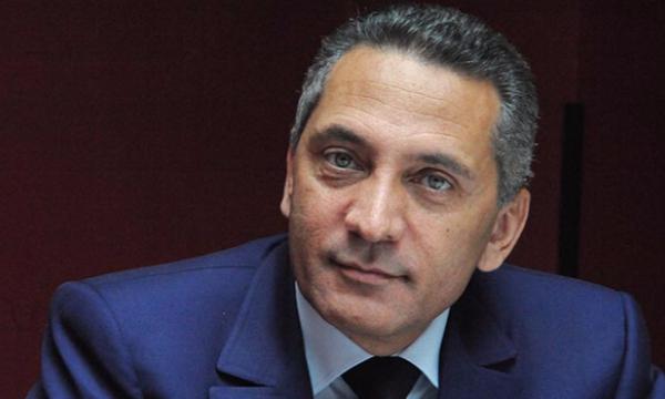 Moulay Hafid El Alamy, Ministre de l'Investissement, du...