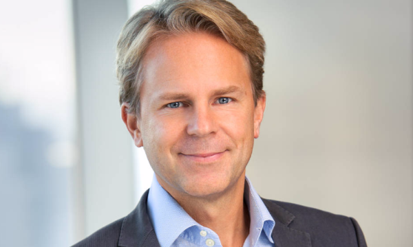 Justin Smith, CEO Bloomberg Media
