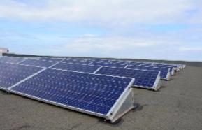 Le groupe CTM mise sur l'énergie verte pour ses plateformes...