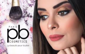 PB Cosmetics choisit Safae Hbirkou comme égérie de ses...