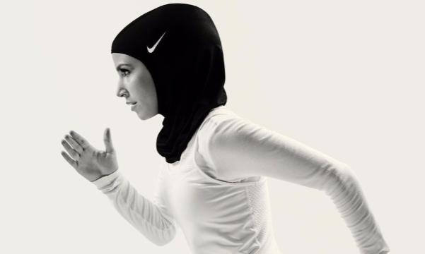Le premier hijab haute performance conçu par Nike Pro est désormais disponible