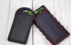 « MyPocketSun » : le premier chargeur solaire hybride