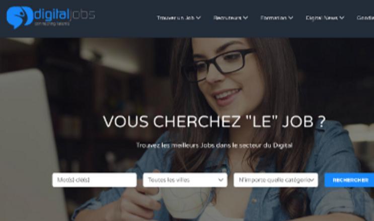 « Digitaljobs.ma » : Lancement d'un nouveau site spécialisé dans les métiers du digital