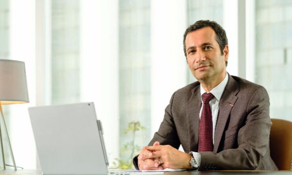 Mohamed Benchaâboun, PDG du groupe Banque Populaire