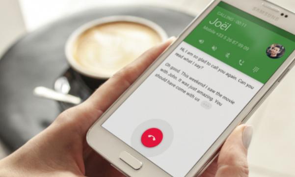 « RogerVoice » : une application qui permet aux sourds de téléphoner