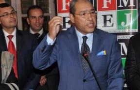 Noureddine Miftah, Président de la Fédération marocaine des éditeurs de journaux (FMEJ)