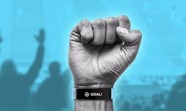 « Fantom »: un bracelet connecté pour les fans de football