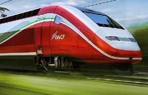 L'ONCF reçoit 80 millions d'euros de plus pour le TGV