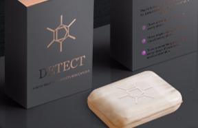 Detect, un savon qui peut détecter le cancer de la peau...