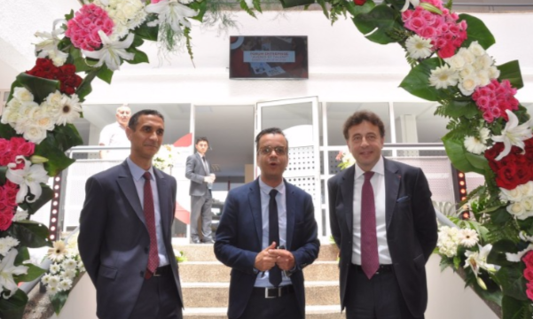 Toulouse Business School inaugure son campus à Sidi Maârouf, Casablanca
