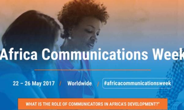 L'Afrique célèbre sa première Semaine de communication