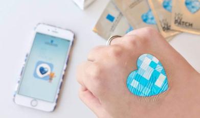 « My UV Patch » : un patch pour se protéger du soleil