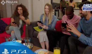 « PlayLink » : Sony transforme votre smartphone en manette...