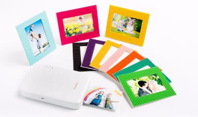 « PhotoBee » : une mini-imprimante photo pour votre sm...