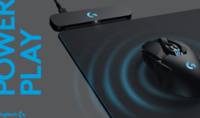 « Powerplay » : un tapis qui recharge votre souris