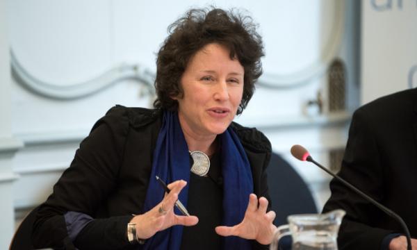 Antoinette Rouvroy - Professeure à l'université de Namur...