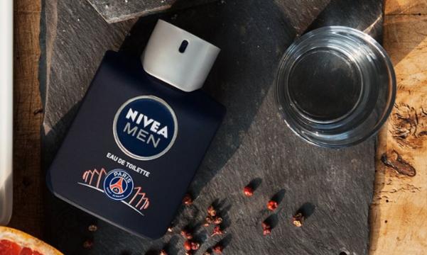 Nivea Men lance un parfum aux couleurs du PARIS SAINT-GE...