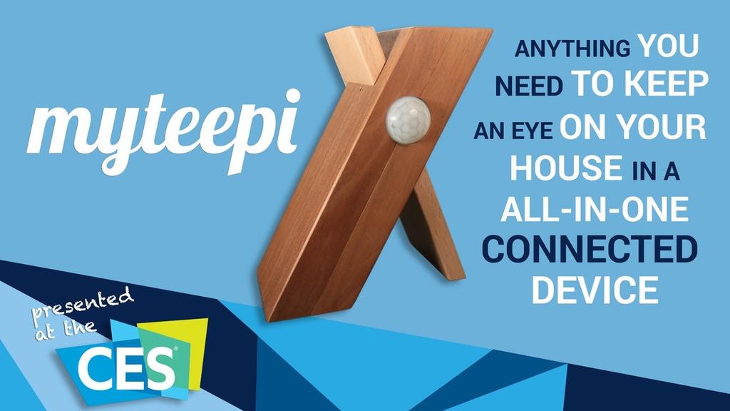 « Myteepi » : un objet connecté pour veiller sur votre...