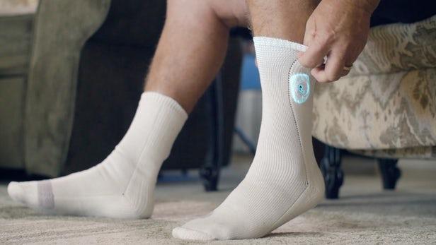 « Siren » : les chaussettes connectées pour protéger les diabétiques